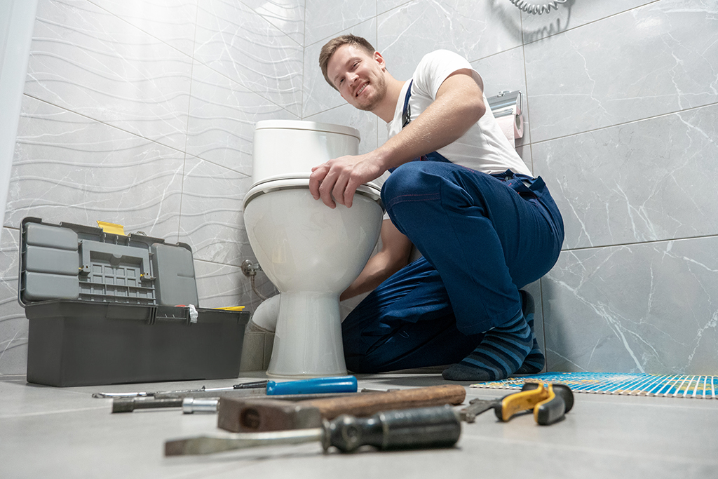 trusted plumber bolton