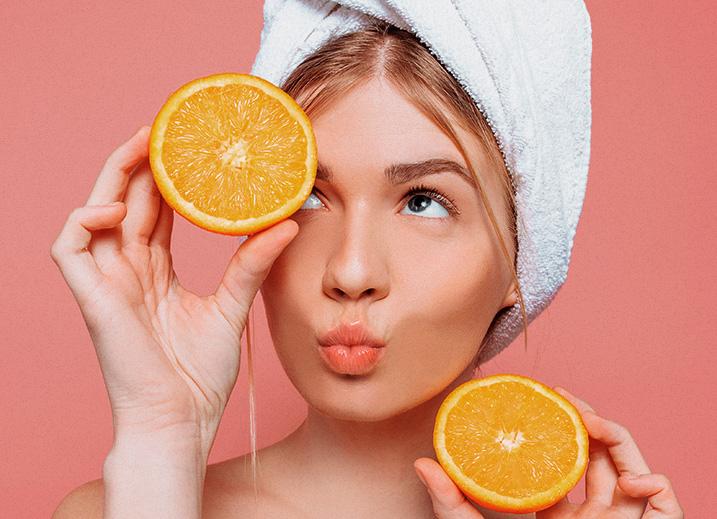 Natural Vitamin C Serums